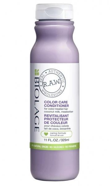 Balsam profesional pentru par colorat Biolage R.A.W. Color Care, 325 ml