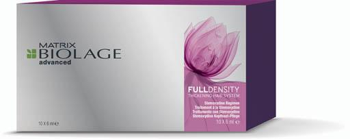 Fiole tratament pentru par rar Matrix Biolage FullDensity 0