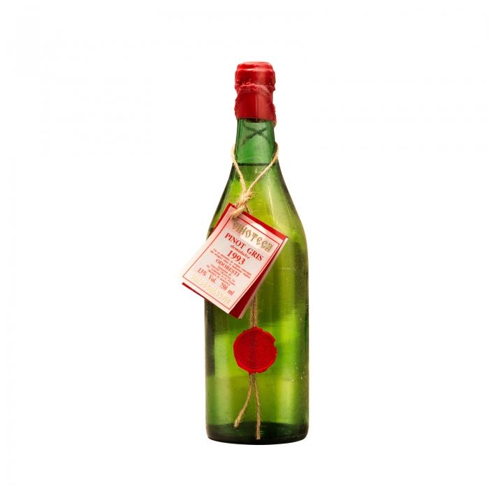 VIN DEMIDULCE PINOT GRIS VINOTECA Din Anul 1993 0