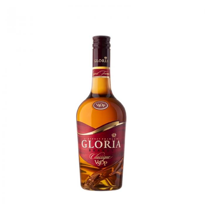 Brandy GLORIA CLASSIQUE VSOP 0.5L 36%