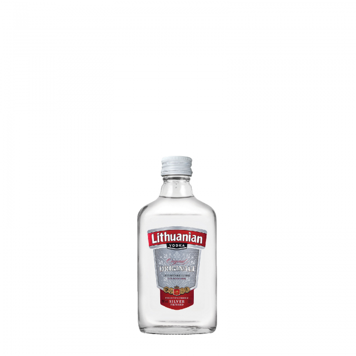LITHUANIAN VODKA ORIGINAL 0.2L 40%