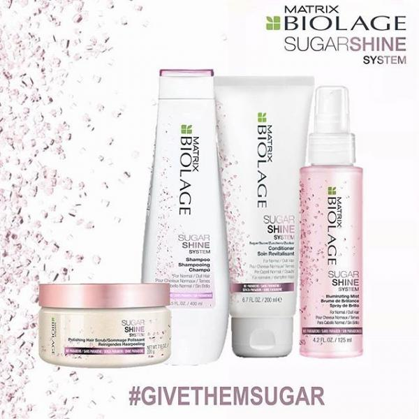 Sampon pentru par vopsit Matrix Biolage Sugar Shine