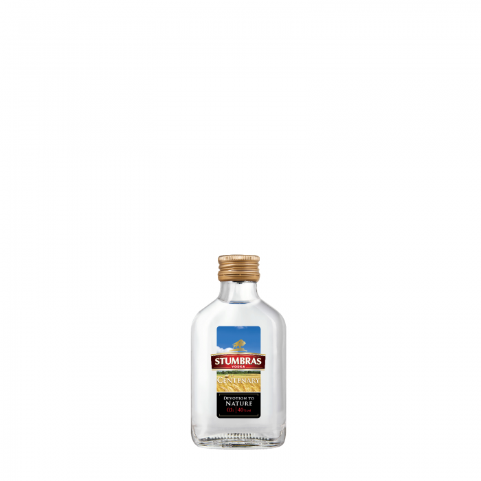 vodka STUMBRAS Centenary 0.100 ml 0