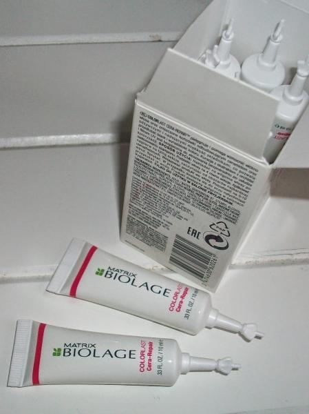 Tratament Fiole Matrix Biolage ColorLast Cera-Repair